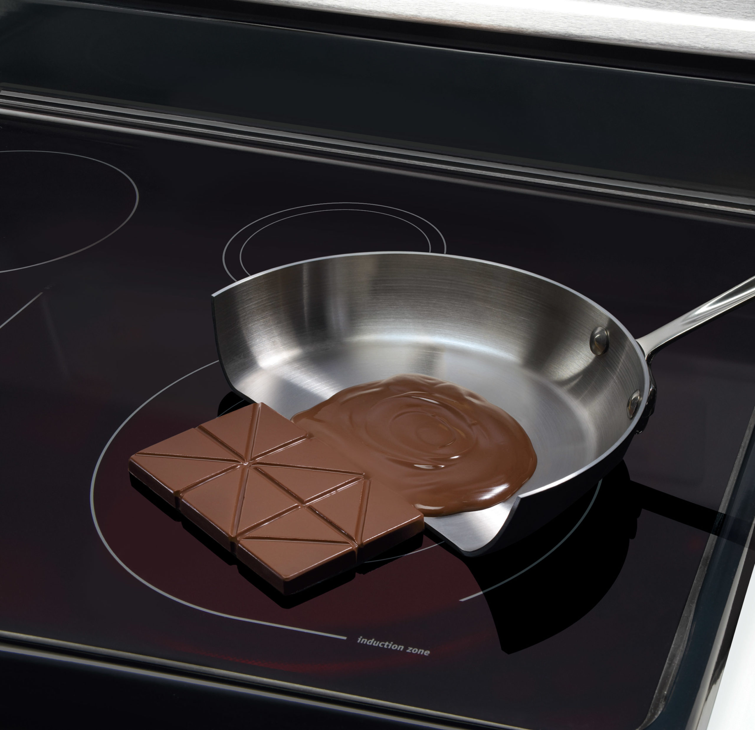Kitchen May Help Induction Cooking